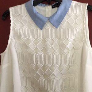 Eloquii NWT white lace dress size 14
